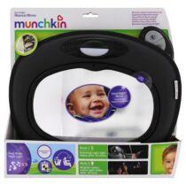 Munchkin Night Lightafejtámlára rögzíthető LED-es zenélő autós tükör 5 dallammal !!