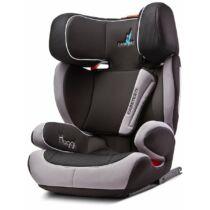 Autós gyerekülés CARETERO Huggi Isofix 2017 black