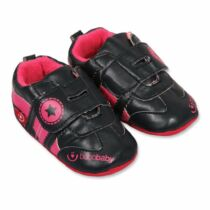 Gyerek cipellő  Bobo Baby 12-18h fekete