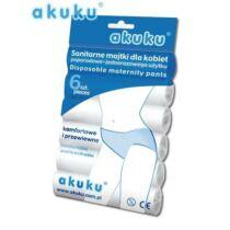 Eldobható szülés utáni bugyi Akuku XL-es méret