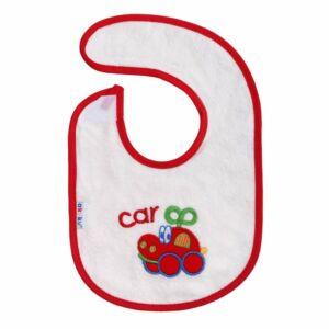 Gyerek előke Akuku autó