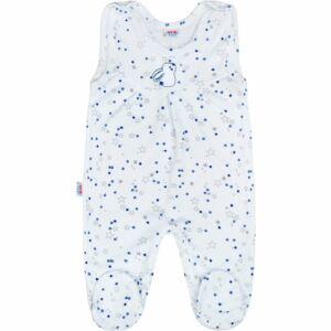 Baba rugdalózó New Baby Magic Star kék