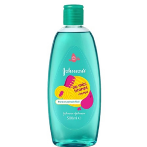 Johnson's sampon könnyen fésülhető haj 500ml