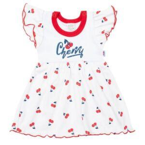 Baba pamut ruha New Baby Cherry (6-9)