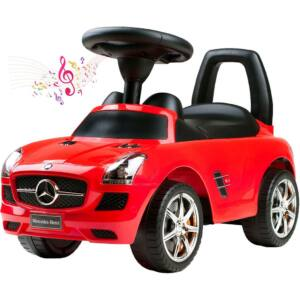 Gyermek kisautó Bayo Mercedes-Benz red