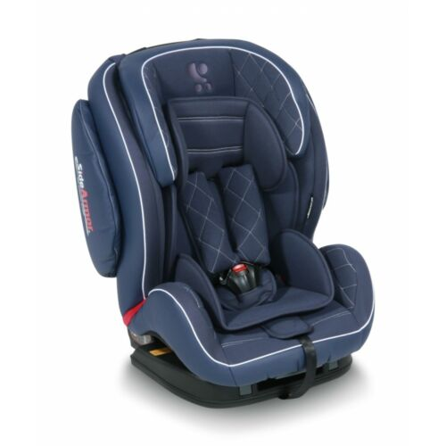 Lorelli Mars SPS Isofix autósülés 9-36kg - Dark Blue Leather 2017