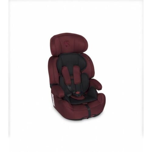 Lorelli Iris isofix autósülés 9-36kg - Red&Black 2019