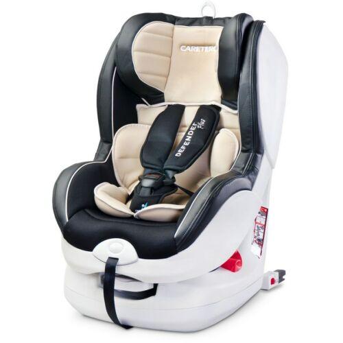 Autós gyerekülés CARETERO Defender Plus Isofix beige 2016