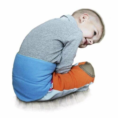 Gyermek derékszíj 0-5 éves VG antracit-kék