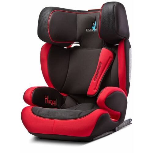Autós gyerekülés CARETERO Huggi Isofix 2017 red