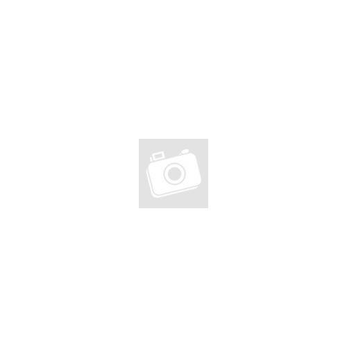 Gyerek frottír előke Akuku kék autobussal