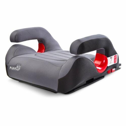 Autós ülésmagasító CARETERO Puma Isofix graphite 2017