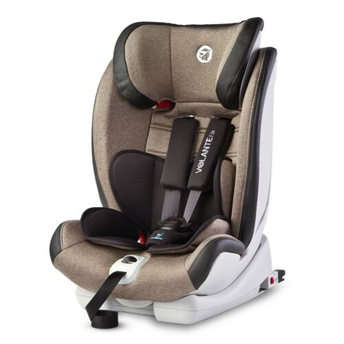 Autós gyerekülés CARETERO Volante Fix Limited beige 2018