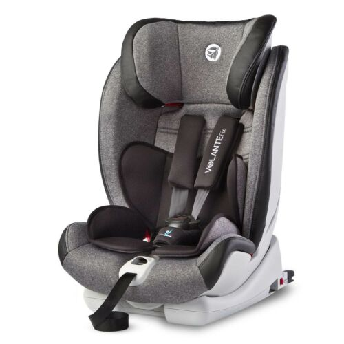 Autós gyerekülés CARETERO Volante Fix Limited grey 2018