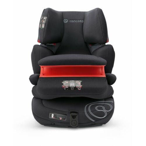 Concord Transformer Pro autósülés 9-36kg - Midnight Black