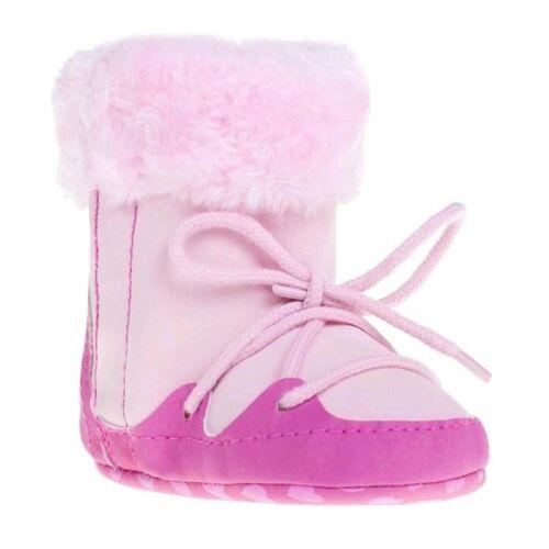 Gyermek téli cipő Bobo Baby 12-18h rózsaszín