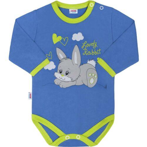 Baba body hosszú ujjú New Baby Lovely Rabbit