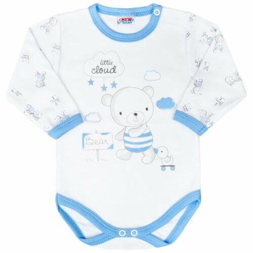 Baba body New Baby Bears kék