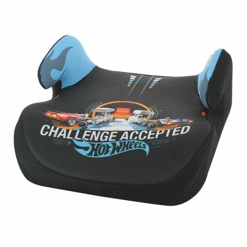 Autós gyerekülés - ülésmagasító Nania Topo Comfort Hot Wheels blue 2020