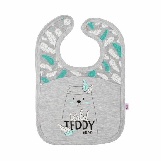Baba előke New Baby Wild Teddy