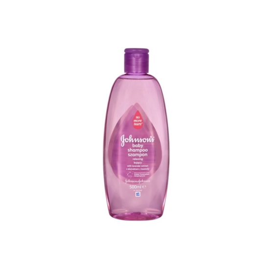 Johnson`s baba sampon 500ml nyugt. aroma (Levendula)