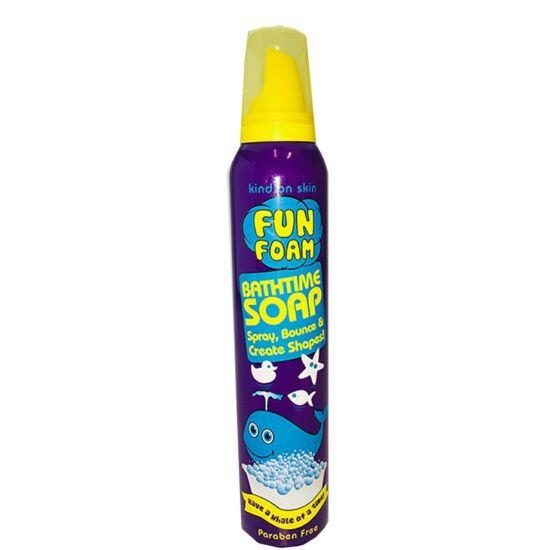 Fun Foam fürdőhab 225 ml - Bálna